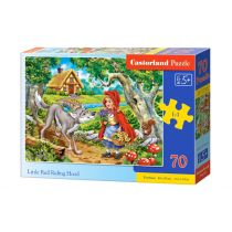 Puzzle 70 Little Red Riding Hood
