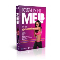 Mel B Totally Fit 2x DVD