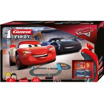 Carrera 1. First - Disney Cars 3 Carrera Toys