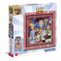 Puzzle 60 Frame Me Up Toy Story 4 Clementoni