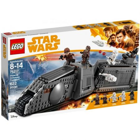 LEGO Star Wars. Imperialny transporter Conveyex 75217