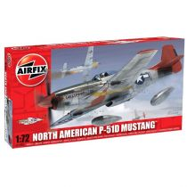 AIRFIX North American P- 51D Mustang