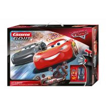 Carrera GO!!! - Disney Pixar Cars Let's Race! 6,2m Carrera Toys