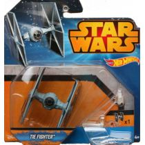 Hot Wheels Star Wars Statek kosmiczny Tie Figher
