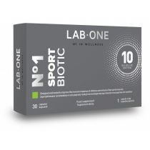 Lab One N°1 SportBiotic 30 kaps.