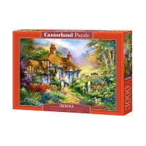 Puzzle 3000 Forest Cottage