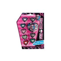 Euro Trade Pieczątki Monster High MEGA CREATIVE 285405