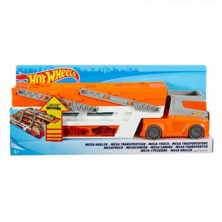 Mega transporter autek Hot Wheels