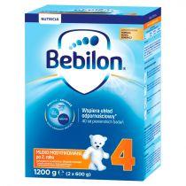 538e298cf30586 Bebilon Junior 4 z Pronutra+ Mleko modyfikowane powyżej 2. roku życia 1.2 kg