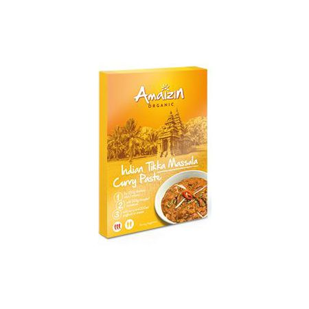 Amaizin Pasta curry indian tikka massala 80 g Bio