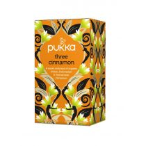 Pukka Three cinnamon bio 20 saszetek