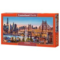 Puzzle 4000 Good Evening New York CASTOR