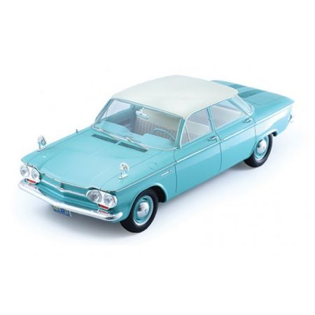 Chevrolet Corvair 4-Doors Sedan 1961 (light green/white roof without showcase) Premium X