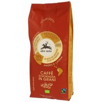 Alce Nero Kawa 100% arabica ziarnista fair trade 500 g bio