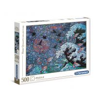 Puzzle 500 High Quality Collection Dancing With The Stars Clementoni
