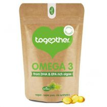 Together omega 3 vegan 30 kapsułek