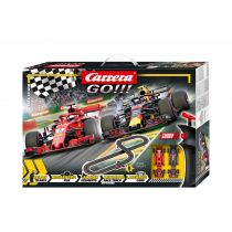Carrera GO!!! - Race to Win 4,3 m Carrera Toys