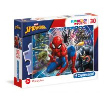 Puzzle Supercolor 30 Spider-Man Clementoni