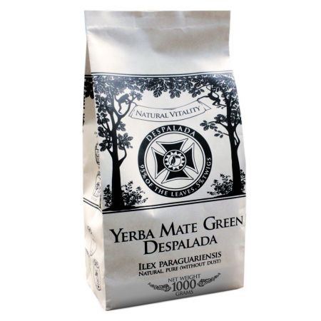 Mate Green Yerba Mate DESPALADA 1 kg
