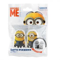 Corsair Despicable Me Minion Bath Fizzers kostki do kąpieli 36 g