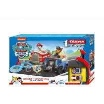 Carrera 1. First - Paw Patrol On the Track 2,4m Carrera Toys