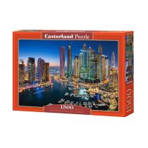 Puzzle 1500 Skyscrapers of Dubai CASTOR