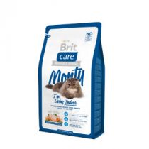 Brit Care Karma dla kociąt Monty I`m Living Indoor 2 kg