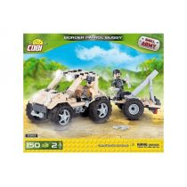 COBI 2363 Small Army Border patrol buggy 150kl. p6