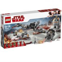 Lego Star Wars. Obrona Crait 75202