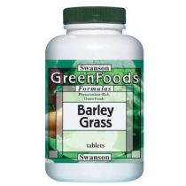 Swanson, Usa Barley Grass 500mg 240 tabl.