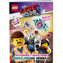 The LEGO Movie 2. Wyzwania z naklejkami