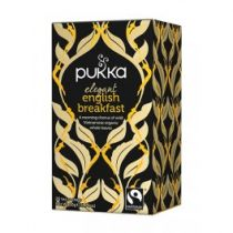 Pukka Elegant english breakfast bio 20 saszetek 20 szt.  Bio