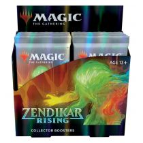 Magic: The Gathering: Zendikar Rising - Collector Booster Display (12)