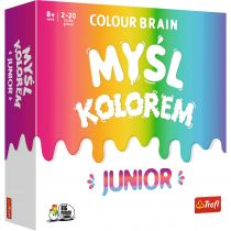 Colour Brain. Myśl kolorem. Junior