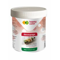 Gdd Klej do decoupage wiaderko Happy Color 250 g