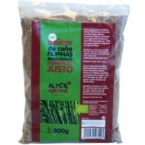 Alternativa Cukier trzcinowy mascobado fair trade 500 g Bio