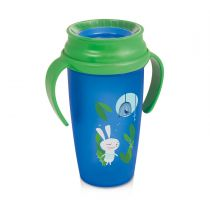 Lovi Kubek 360 Active Follow the Rabbit Unisex 350 ml