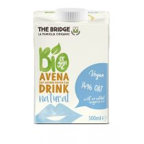 The Bridge Napój owsiany 500 ml Bio