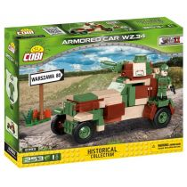 Small Army Armored Car WZ.34