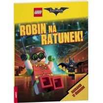 Lego Batman movie Robin na ratunek! LRR-450