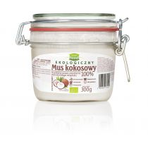 Look Food Mus kokosowy 300 g Bio