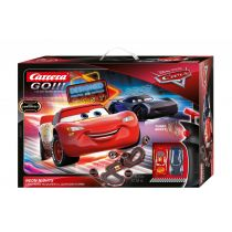 Carrera GO!!! - Disney Pixar Cars Neon Nights 5,3m Carrera Toys