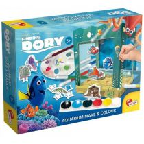 Lisciani Zestaw Art&Craft Dory - Aquarium Make &Color