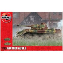 Model plastikowy Panther G Airfix