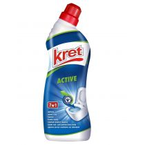 Kret Żel do WC 7w1 Active 750 g