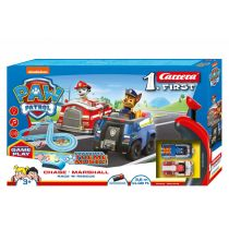 Carrera 1. First - Paw Patrol Race N Rescue 3,5m Carrera Toys