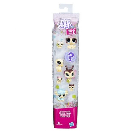 Littlest Pet Shop Special Collection Vanilla