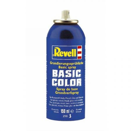 REVELL Basic Color Groun dspray 150ml