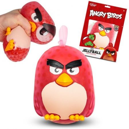 Angr Birds Jellyball Red