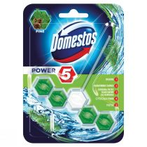 Domestos Power 5 Kostka toaletowa Pine 55 g